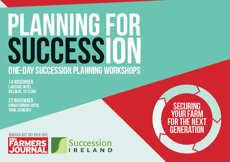 Planning for Succession Workshops